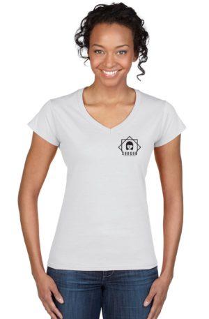 T-Shirt με Μεταξοτυπία