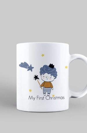 Κούπα My First Christmas